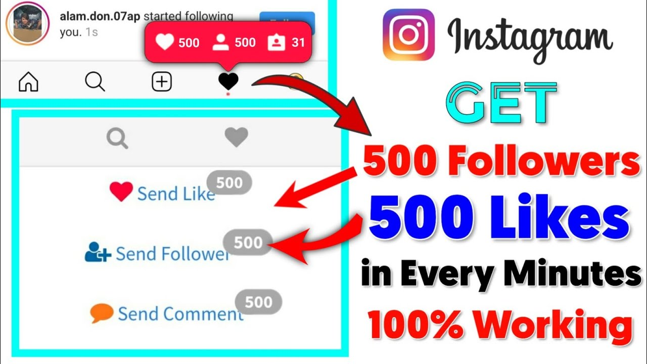 how to increase instagram followers | instagram par Follower kaise badhaye | Instagram Likes 2021