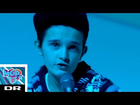 Edward - Dans med mig | Musikvideo | MGP 17