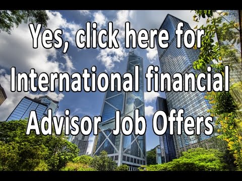 IFA Careers Offshore Financial Adviser Jobs offshore Advisor Careers
