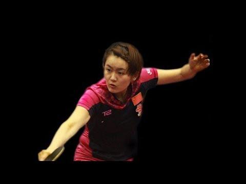 Liu Fei - Best Rallies