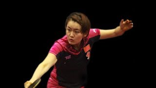 Liu Fei - best rallies