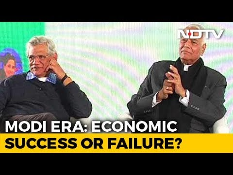 Economics In New India: Yashwant Sinha And Sitaram Yechury's Take