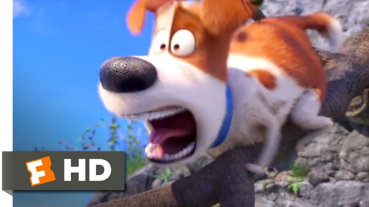 The Secret Life Of Pets 2 Go Fetch The Sheep Scene 6 10 Movieclips Youtube