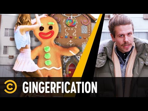 Gingerfication is Ruining This Neighborhood - Mini-Mocks