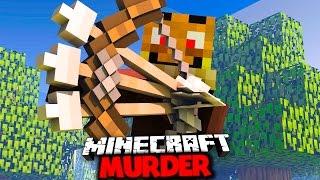6 MURDER KILLS IN WENIGER ALS 5 SEKUNDEN   ✪ Minecraft MURDER