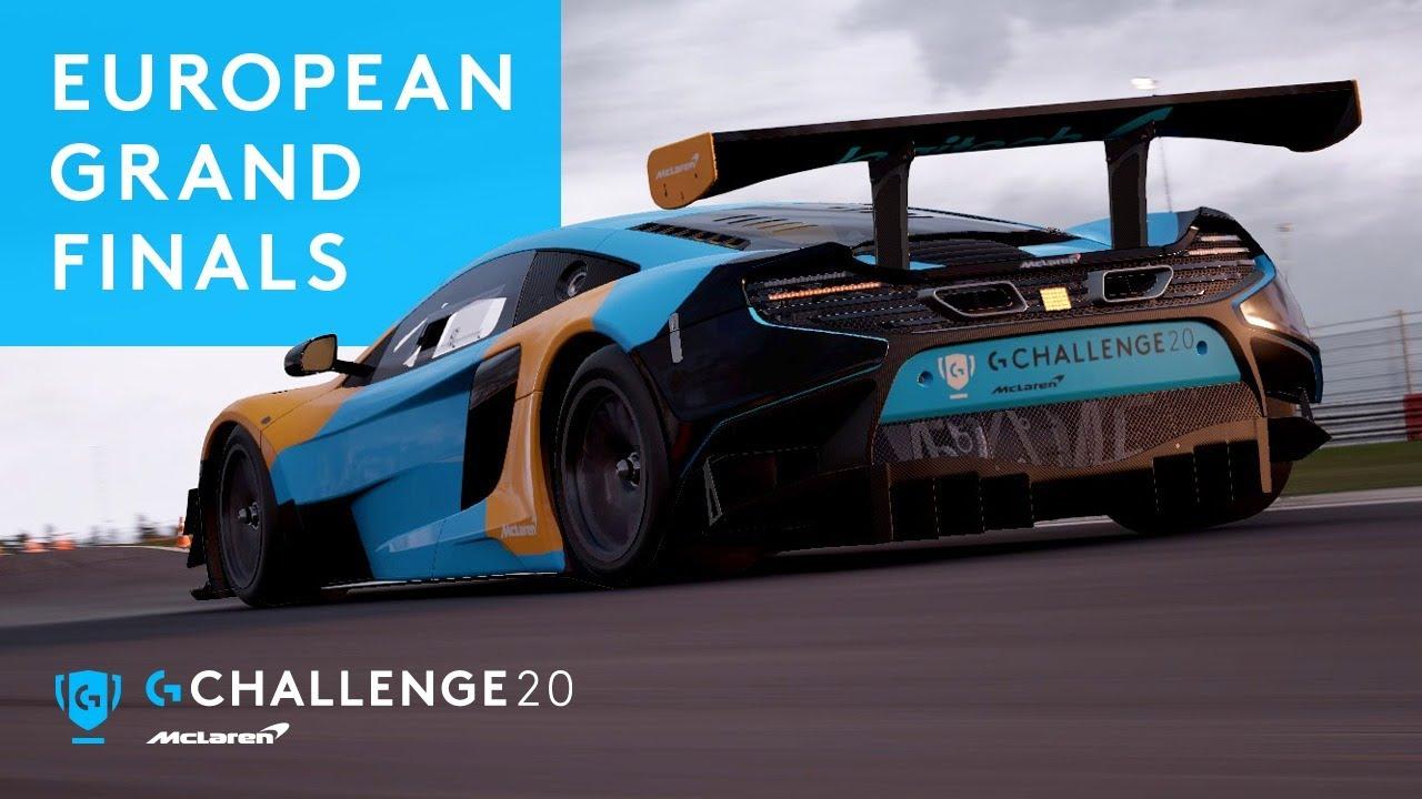 EMEA Grand Final | Logitech McLaren G Challenge 2020