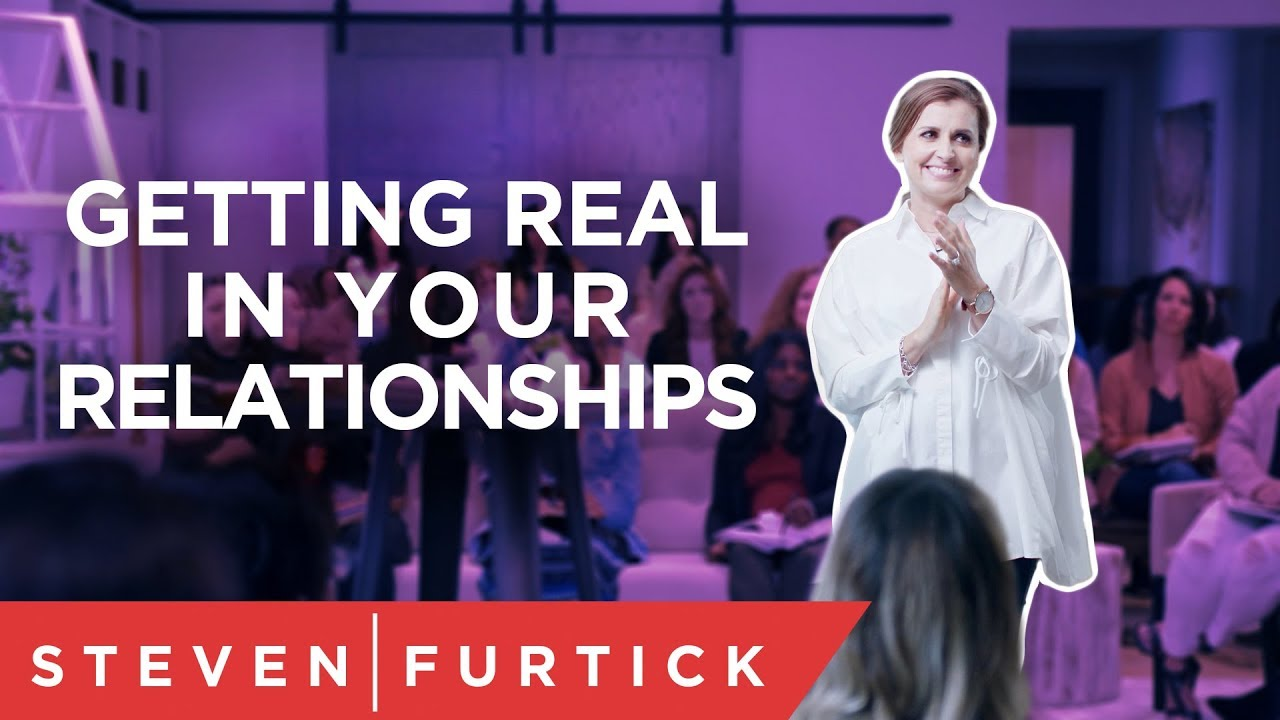Getting Real In Your Relationships   Holly Furtick