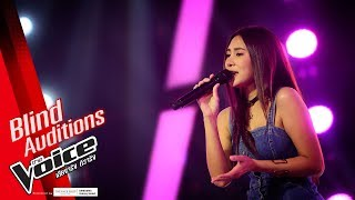 แอมมี่ - The Game Of Love - Blind Auditions - The Voice 2018 - 10 Dec 2018