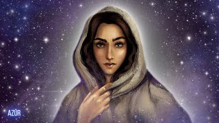 Mary Magdalene Sleep Music With Delta Waves @432 Hz | Angelic Soul Clearing