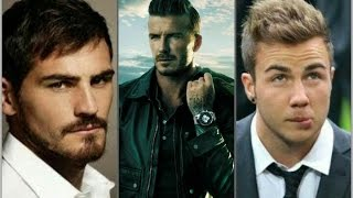 Top 10 most handsome football players in the world