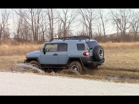 2014 Toyota Trail Team Ultimate Edition FJ Cruiser