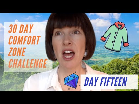 Day 15 | Compliment A Stranger | 30 Day Comfort Zone Challenge from YouTube · Duration:  3 minutes 32 seconds