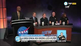 Visión 7 - La sonda New Horizons se acercó a Plutón y marcó un hito