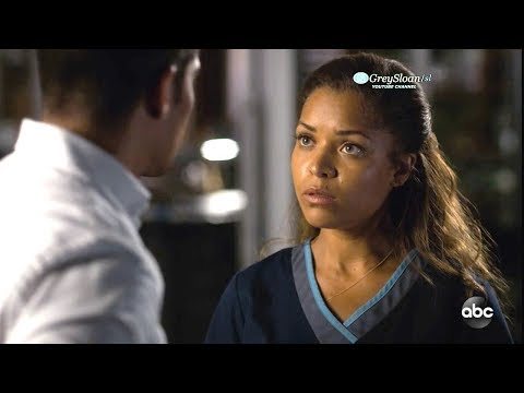 The Good Doctor 2×05 Melendez Kicks Claire Out of His Service