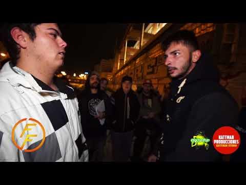 CAMACHO - REPESCADO vs CHINO LC - Octavos 1RA PRE FREE FIGHTERS MALAGA