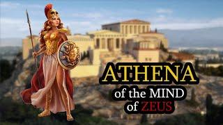 Athena: Goddess of Heroes, Warfare and Wisdom (Greek Mythology Explained)
