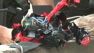 Bomba com detonador na Pedreira tinha capacidade de explodir caveirão da PM