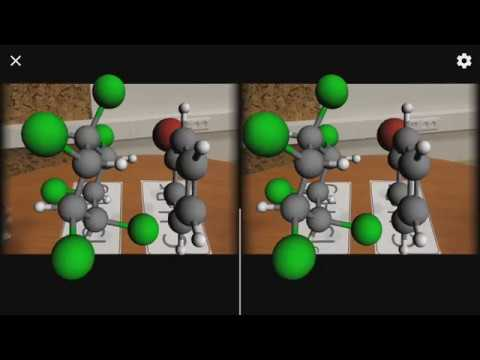 AR VR Molecules Editor Free - Apps on Google Play