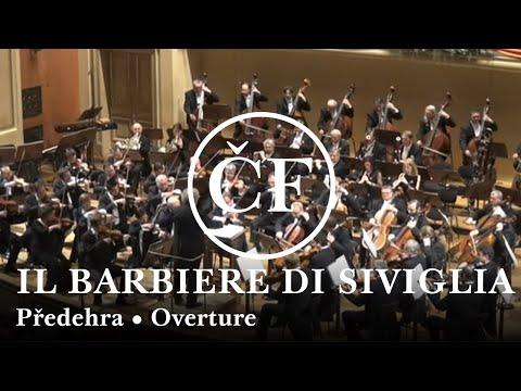 G. Rossini: Il barbiere di Siviglia (overture) / Jiří Bělohlávek, Czech Philharmonic