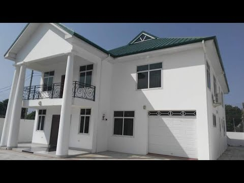 4 Bedroom House in Cantonments - Ghana.