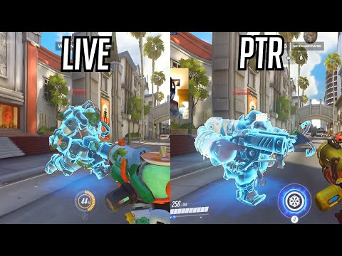 PTR PATCH 1.44 IN TWO MINUTES (Comparisons)