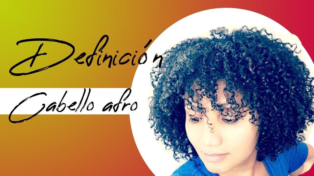 Definicion de cabello natural