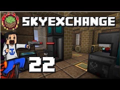 Sky Exchange - Ep 22 : Cyber Wotan