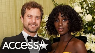 Joshua Jackson & Jodie Turner-smith Welcome Baby Girl