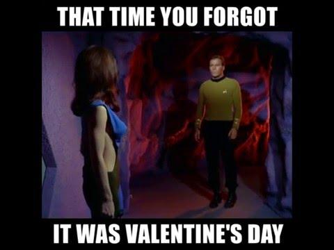 Star Trek Valentines Day Meme YouTube