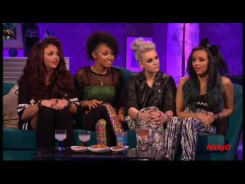 Little Mix Interview +  How Ya Doin   On Chatty Man 3rd May 2013