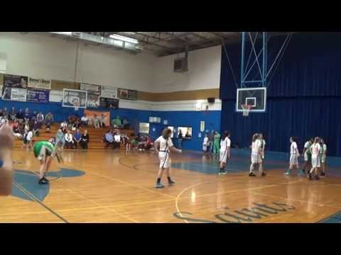 St John Ocala vs. Ocala Christian Academy | January 2015