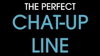 Repeat youtube video The perfect chat-up line