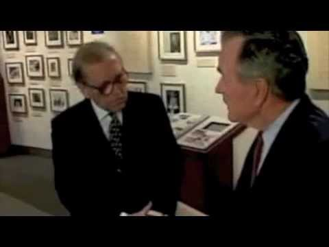 Bush Interview with David Frost Concerning Sept. 2, 1944