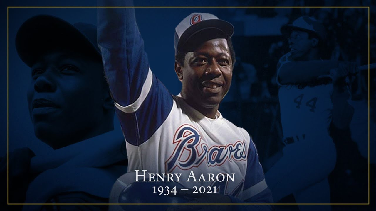 Atlanta Braves Hank Aaron Tribute Video