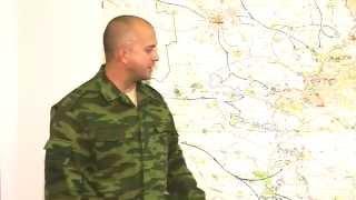 Спецназ ДНР предупреждает хунту. 23.10.2014