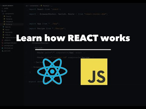 Learn React.js from Scratch | React.js Tutorial for Beginners | Class and Inheritance Explained thumbnail
