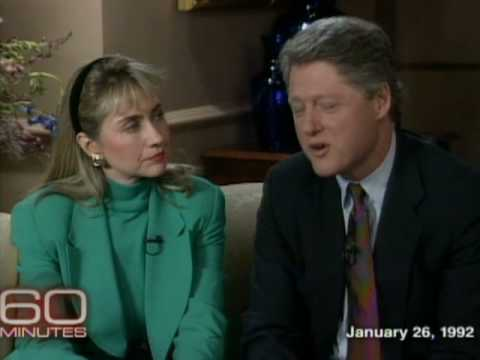 01/26/92: The Clintons
