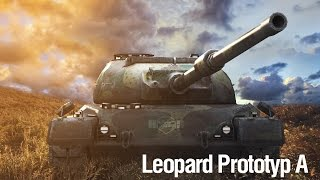 Средний танк Leopard Prototyp A (Утёс) ~ Tiberian39 [World of Tanks]