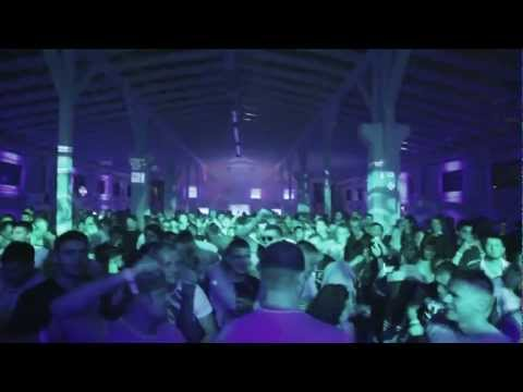 Mathew Jonson & Troy Pierce @ Soho Factory, Warsaw, Poland / 01.09.2012 AFTERMOVIE