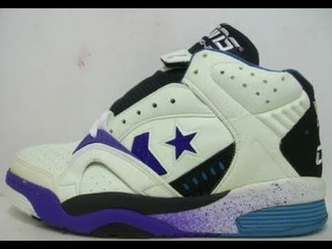 6f2c8f4979fb96 NBA 2k17 How to make larry johnson converse aero jet white 1993 ...
