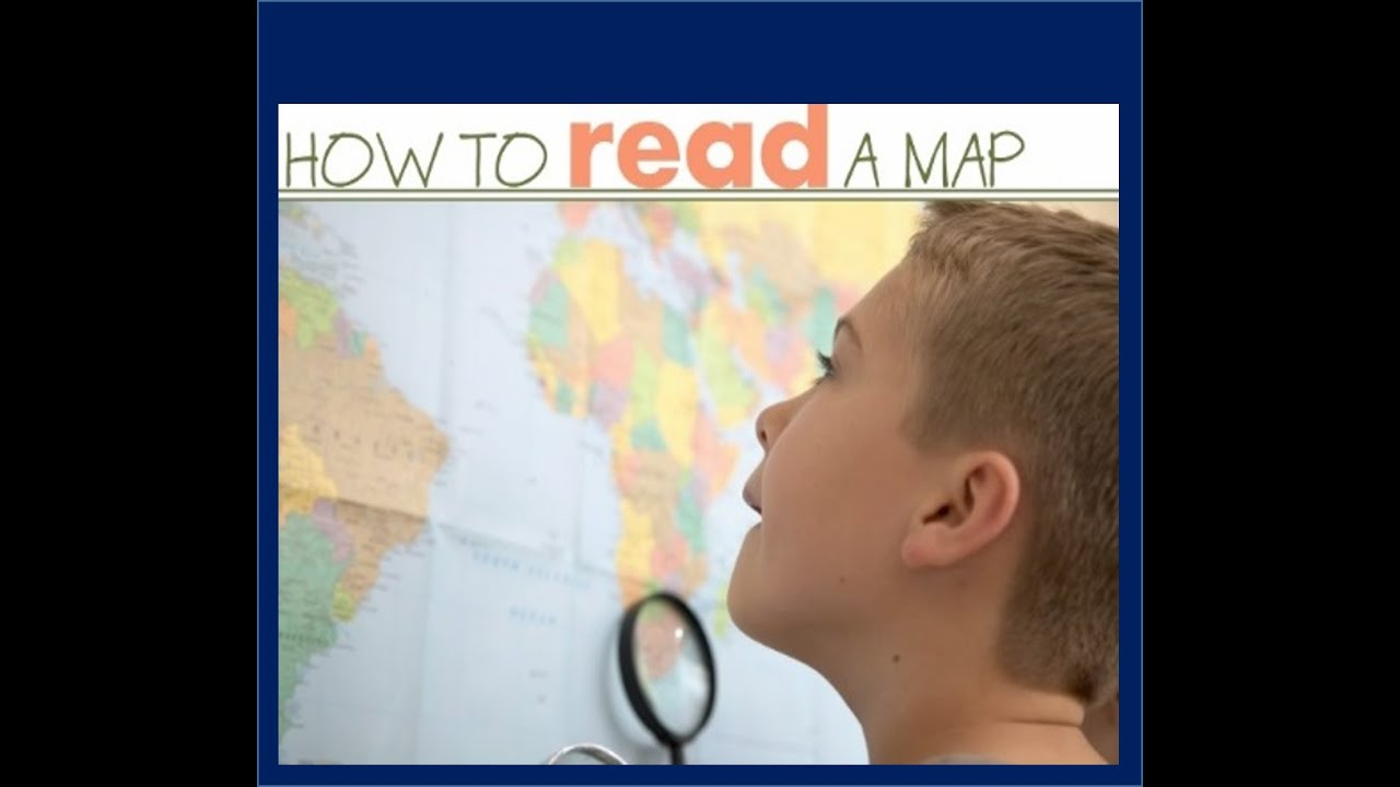 Maps and Cardinal Directions  Reading Maps for kids   YouTube Maps and Cardinal Directions  Reading Maps for kids
