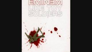 Like Toy Soldiers By Eminem With Lyrics (in description)