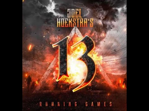 "JOEL HOEKSTRA'S 13 debuts new song ""Hard To Say Goodbye"" off new album ""Running Games"""