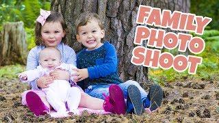 FAMILY PHOTOSHOOT!