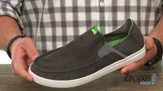 Sanuk Pick Pocket Slip-On Snea…