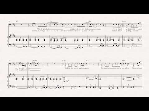 Piano : piano chords of photograph Piano Chords also Piano Chords ...
