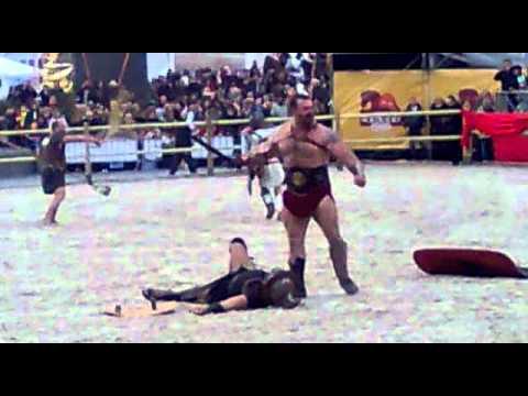 Combattimento gladiatori