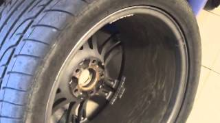 Не покупайте диски Replica в шинсервисе, не повторяйте моих ошибок(Купил в апреле реплику (Replica YST B152) за полтора месяца дважды чинил переднее колесо, дважды задние колеса...., 2015-07-15T08:15:17.000Z)