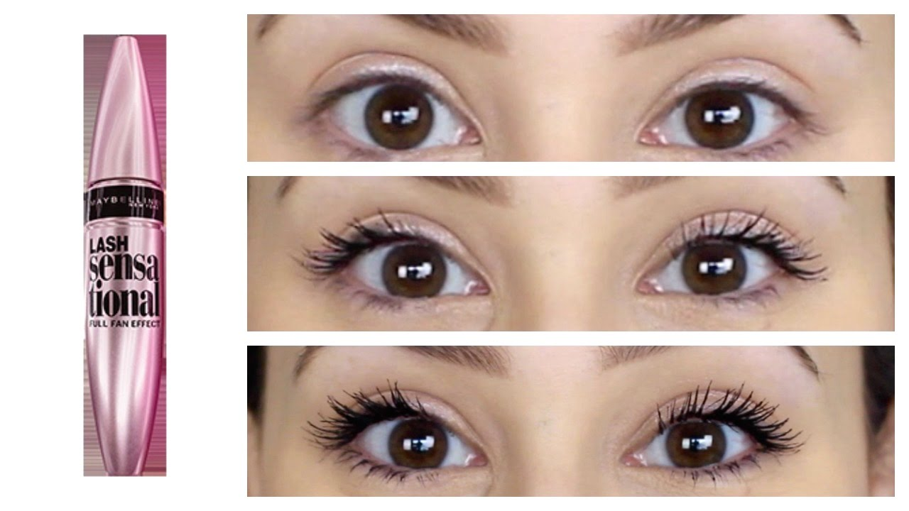 Maybelline Lash Sensational Mascara   First Impression and Review - YouTube a4e8becf5b4
