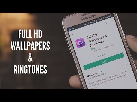 Best APP For Full HD Wallpapers And Ringtones